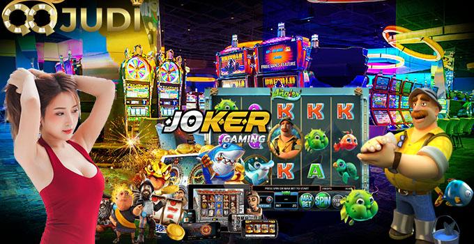 Keuntungan Dan Sensasi Keseruan Permainan Slot Online